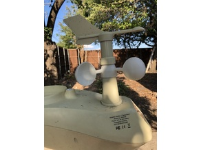 Ambient Weather Anemometer