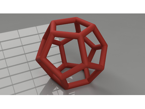 Tubular Dodecahedron
