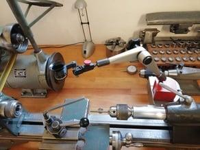 Watchmaker Clockmaker magnifinig glasses holder