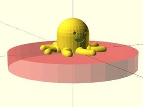 For Loop Octopus