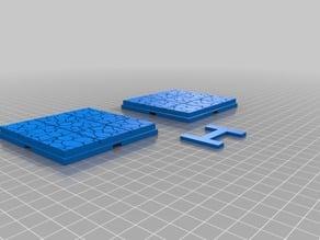 Dungeon Tiles plus connectors
