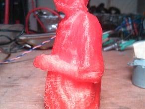 3D Image of Ron Lyttle
