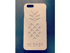 Iphone 6 Case Pineapple