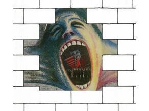 The Wall - Pink Floyd (lithophane)