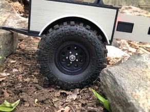 Goodson's Hobbies 1.9 Beadlock Wheel 11 Trailer Version