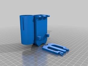 Case Leatherman Charge TTI w/wo LED Lenser P7 Clip Fix