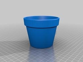My Customized Flower Pot - classic style