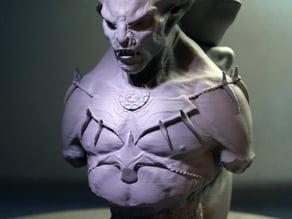 Skyrim: Dawnguard Vampire Lord