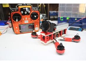 "Sayha - X FPV Quadcopter 5"""