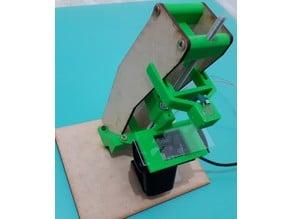 Webcam Microscope to biohackers