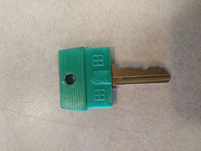 House Key Cover