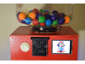 Ultimate Gumball Machine