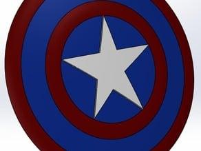 Marvel - Captain America's shield