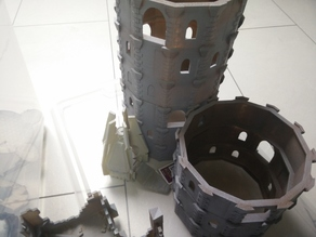 12-Sided Tower - without floor