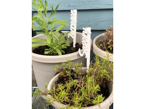 Herb Stakes