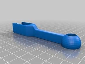 Prusa i3 MK3 Filament Guide - FraxTech Version