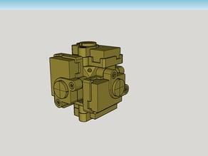 360 mount for 6 gopro camera