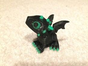 Cute Dragon Dual Extrude