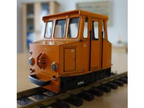 G scale switcher loco EL-16