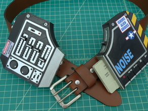X-Men Quicksilver Stereobelt