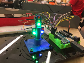 Arduino Traffic Light for 3DX