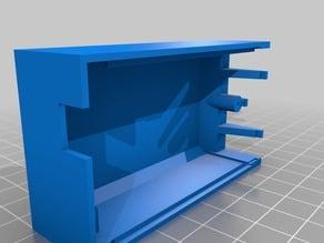 Double Relay Module Box
