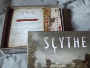Scythe Organizing Solution