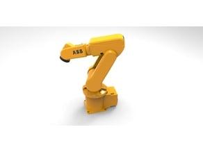ABB IRB 120 Robot Model