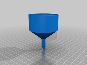 Parametric Buchner funnel