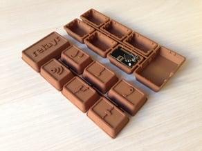 WunderBar 3D printable casing