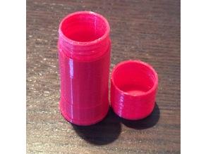 Shotgun shell container