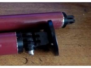 GoPro tube mount