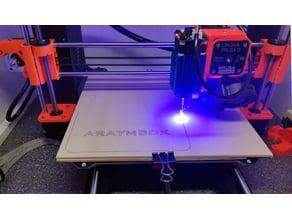 Prusa Mk3 Laser Engraving Kit
