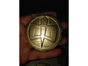 greatest american hero coin