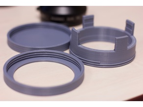Century Anamorphic Front Filter Mount