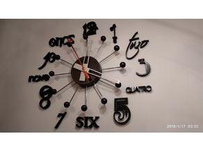 Numeros Reloj