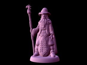 Wizard (18mm scale)
