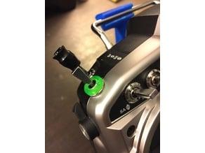 Taranis x9d plus switch retainer