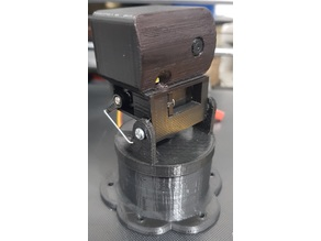 Camera mount MG90s Tilt and Yaw (Arduino ESP32-Cam)