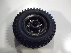 1.9 Inch Lego Truck Wheel For RC Truck