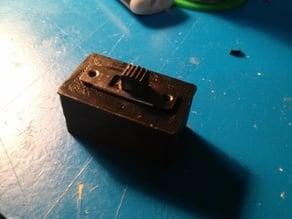 Light for 3D printer, with LEDS 12V
