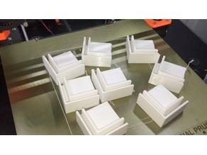 Foam Board Light Box Corner
