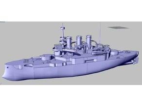 Russian Armored Ship - Potemkin