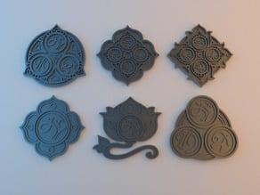 Elvan emblems - Children of Eldair