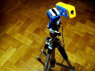 VirtuRange LIDAR 3D-Scanner