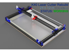K40 Laser Cutter collection - Thingiverse