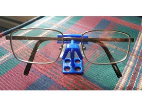 Glasses holder (customizable)