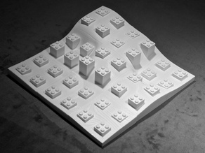 Lego Terrains