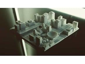 URBAN MODEL city