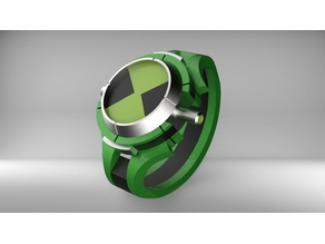 Omnitrix from Ben 10 Alien force